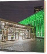 Goverment Center Boston Ma Wood Print