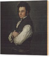 Goya  Wood Print