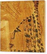 Grace Appears - Tile Wood Print