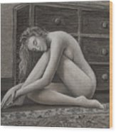 Grace Wood Print