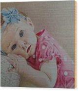 Gracie Wood Print