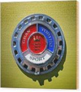 Gran Torino Sport Wood Print