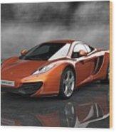 Gran Turismo 6 Wood Print