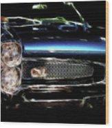 Gran Turismo Omologato Wood Print