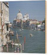 Grand Canal 4443 Wood Print