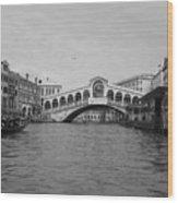 Grand Canal IIi Wood Print