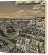 Grand Canyon - Anselized Wood Print