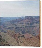 Grand Canyon 10 Wood Print