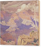 Grand Canyon, 1927  Wood Print