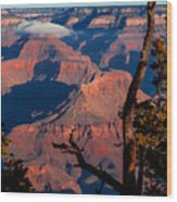 Grand Canyon 30 Wood Print