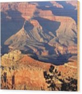 Grand Canyon 50 Wood Print