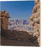 Grand Canyon Arizona Wood Print
