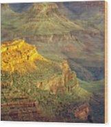 Grand Canyon Awakening Wood Print