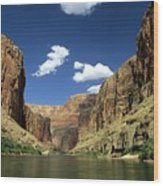 Grand Canyon Classic Wood Print