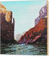 Grand Canyon Iv Wood Print