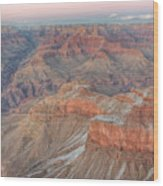 Grand Canyon Mather Point II Wood Print