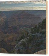 Grand Canyon Monring Wood Print
