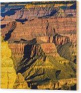 Grand Canyon Morning Light Wood Print