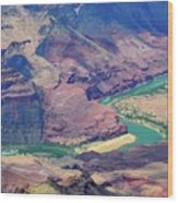 Grand Canyon Series 4 Wood Print