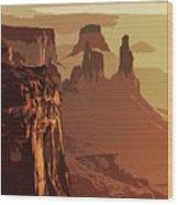 Grand Canyon - Usa Wood Print