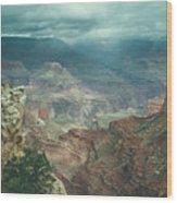 Grand Canyon Usa Wood Print