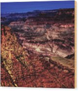 Grand Canyon Views No. 1 Wood Print