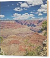 Grand Canyon Vista 14 Wood Print
