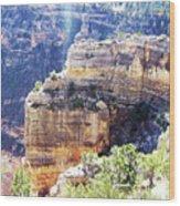 Grand Canyon11 Wood Print