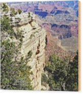 Grand Canyon17 Wood Print