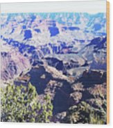 Grand Canyon23 Wood Print
