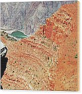 Grand Canyon36 Wood Print