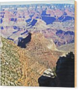 Grand Canyon4 Wood Print