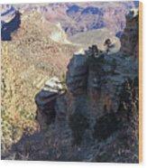 Grand Canyon5 Wood Print