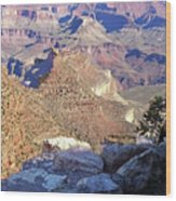Grand Canyon8 Wood Print