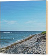 Grand Cayman Island Caribbean Sea 2 Wood Print
