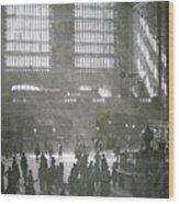 Grand Central Station, New York City, 1925 Wood Print