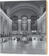 Grand Central Terminal II Wood Print