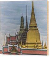 Grand Palace 01 Wood Print