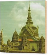 Grand Palace Wood Print