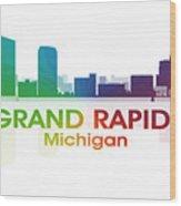 Grand Rapids Mi Wood Print