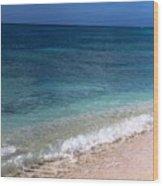 Grand Turk Ocean Beauty Wood Print