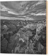 Grandcanyon 165 Wood Print