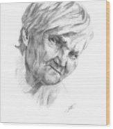 Grandma Wood Print
