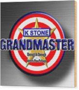 Grandmaster Wood Print
