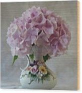 Grandmother's Vase   Wood Print