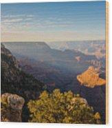 Grandview Sunset - Grand Canyon National Park - Arizona Wood Print