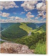 Grandview West Virginia Wood Print
