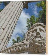 Granite Greatness - The Guild Inn Wood Print
