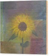Granny B Wood Print