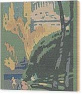 Grant's Tomb Wood Print